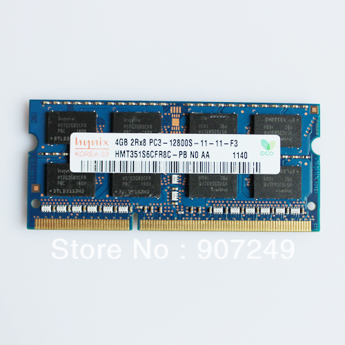 DDR3 Bus 1333 4GB boc máy laptop